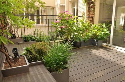 Jardinières design - Atelier DLV