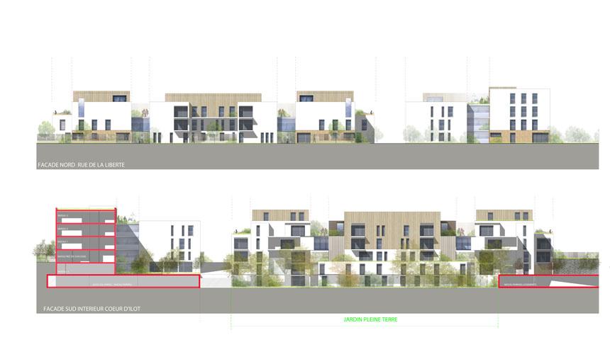 atelier dlv paysagiste concepteur paris bertrand de la vieuville logements vaires sur. Black Bedroom Furniture Sets. Home Design Ideas