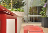 Terrasses Groupe Etam - Atelier DLV