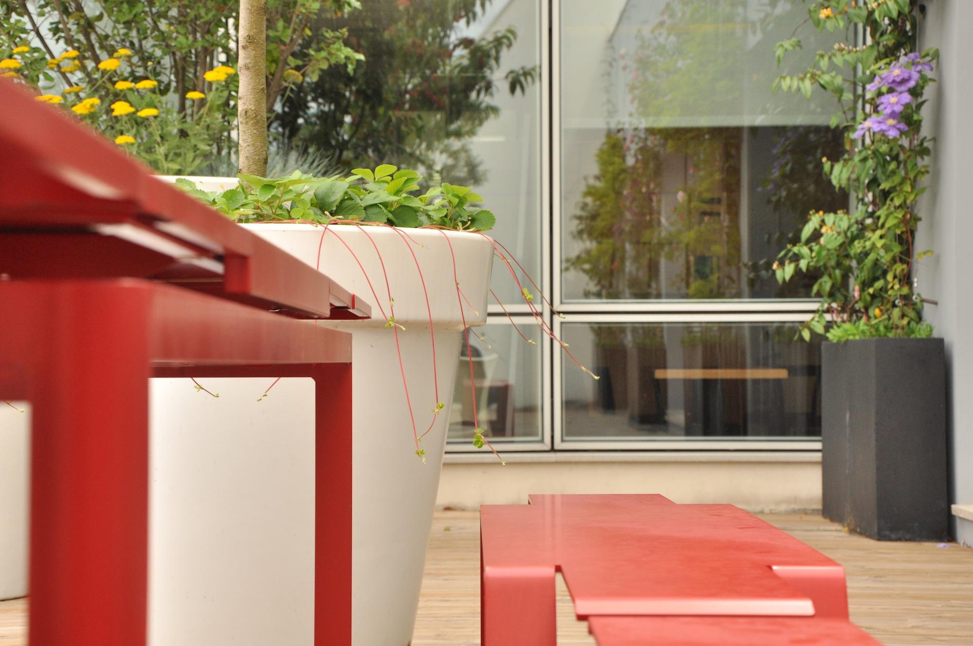 atelier dlv paysagiste concepteur paris bertrand de la vieuville terrasse des sens groupe. Black Bedroom Furniture Sets. Home Design Ideas