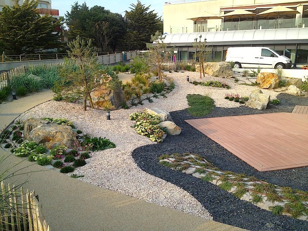 atelier dlv paysagiste concepteur paris bertrand de la vieuville jardin littoral h tel. Black Bedroom Furniture Sets. Home Design Ideas