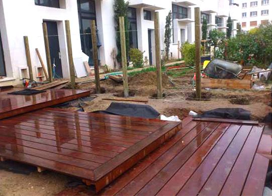 atelier dlv paysagiste concepteur paris bertrand de la vieuville terrasse. Black Bedroom Furniture Sets. Home Design Ideas