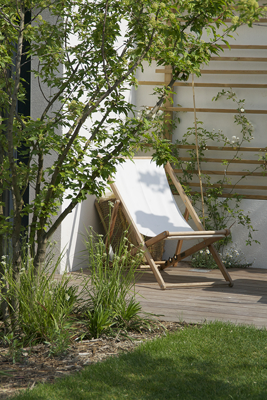 Atelier dlv architecte paysagiste paris bertrand de la vieuville trio de jardins - Jardin terrasse mediterraneen nanterre ...