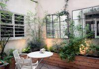 patio Neuilly, paysagiste concepteur, Atelier DLV