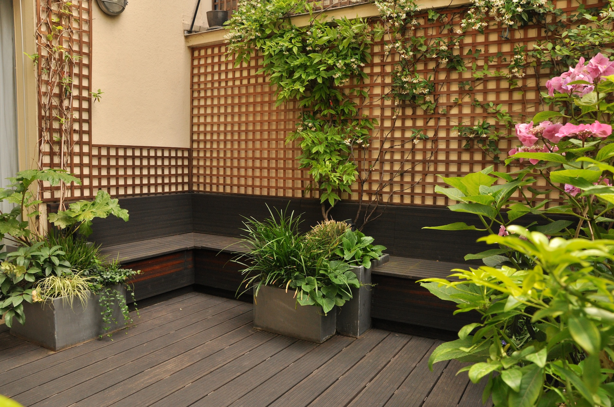 Jardinières design_Atelier DLV