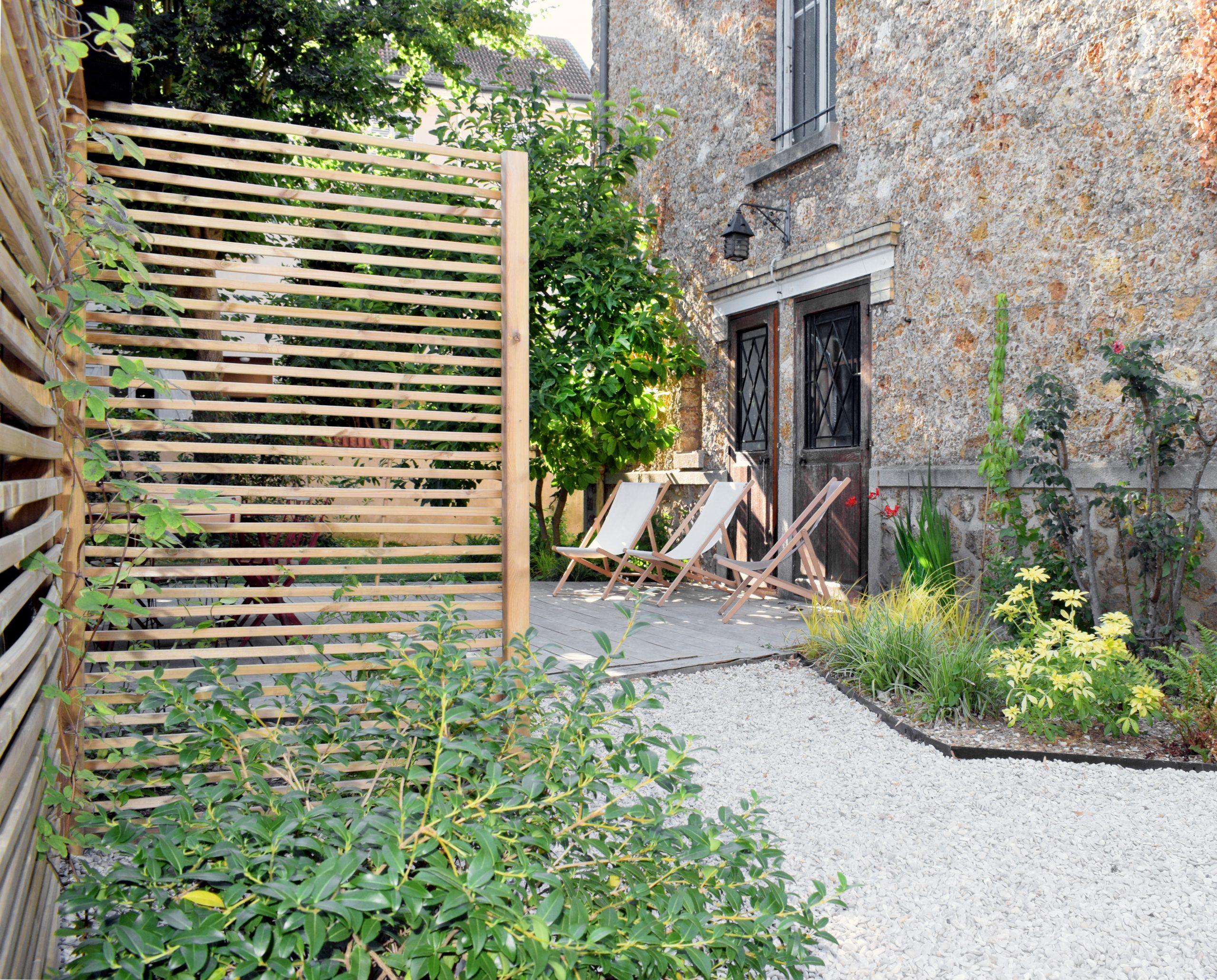 Jardin familial - Versailles