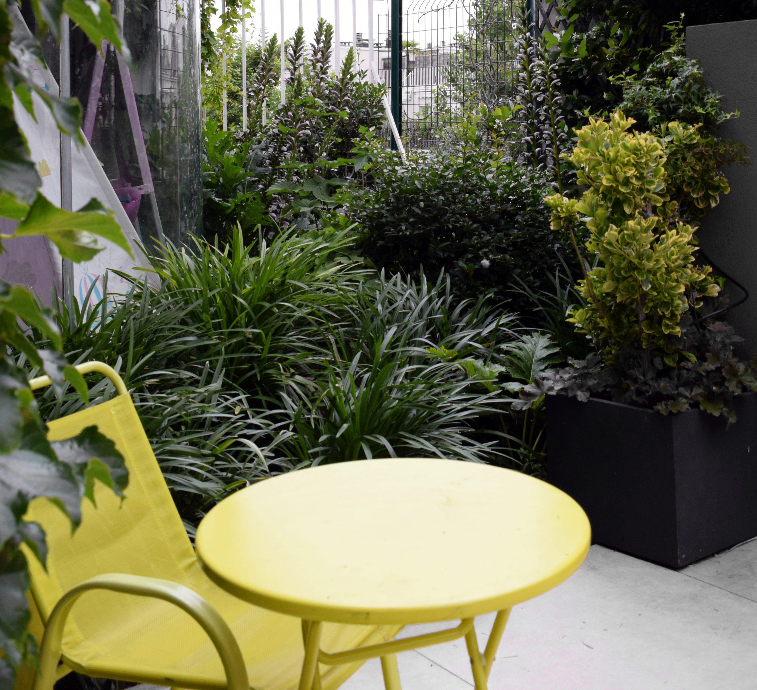 Terrasse salon_Neuilly sur Seine #3